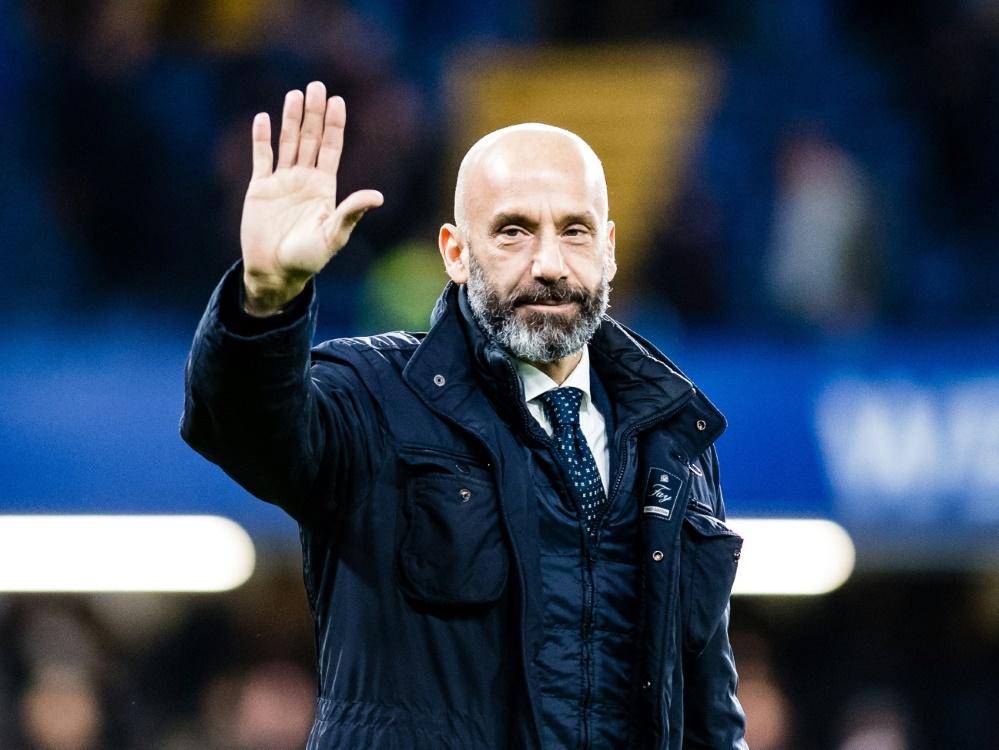 Vialli soll neuer Teammanager der Italiener werden