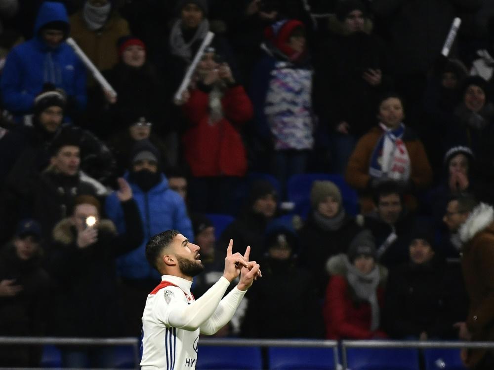 Nabil Fekir besiegelt erste Niederlage von PSG