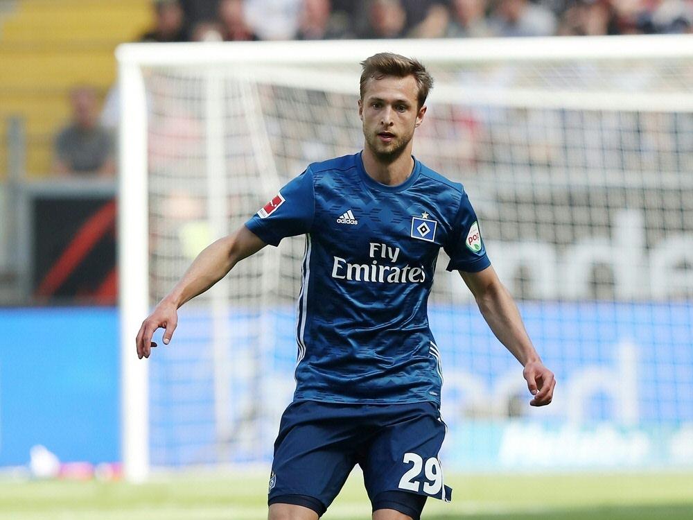 Der HSV leiht Matti Steinmann nach Dänemark aus