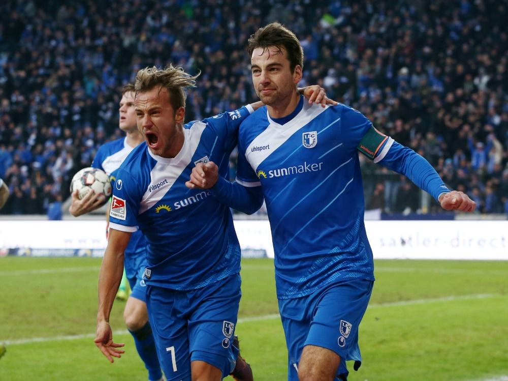 Magdeburg siegt gegen Ingolstadt mit 1:0