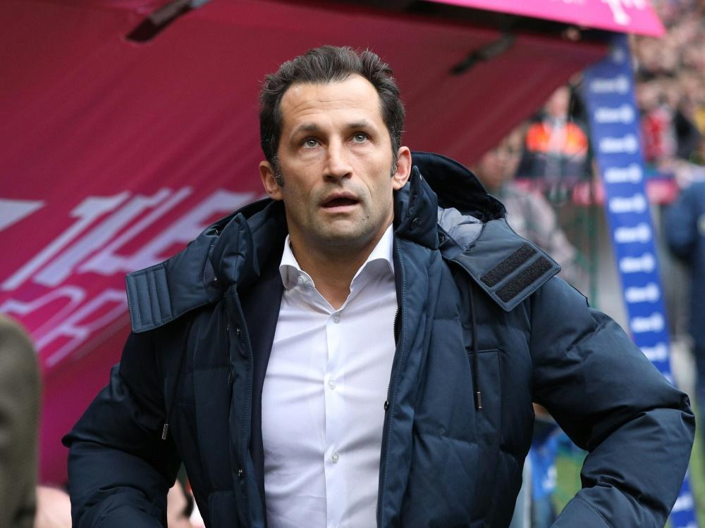 Hasan Salihamidzic ledert gegen Dietmar Hamann