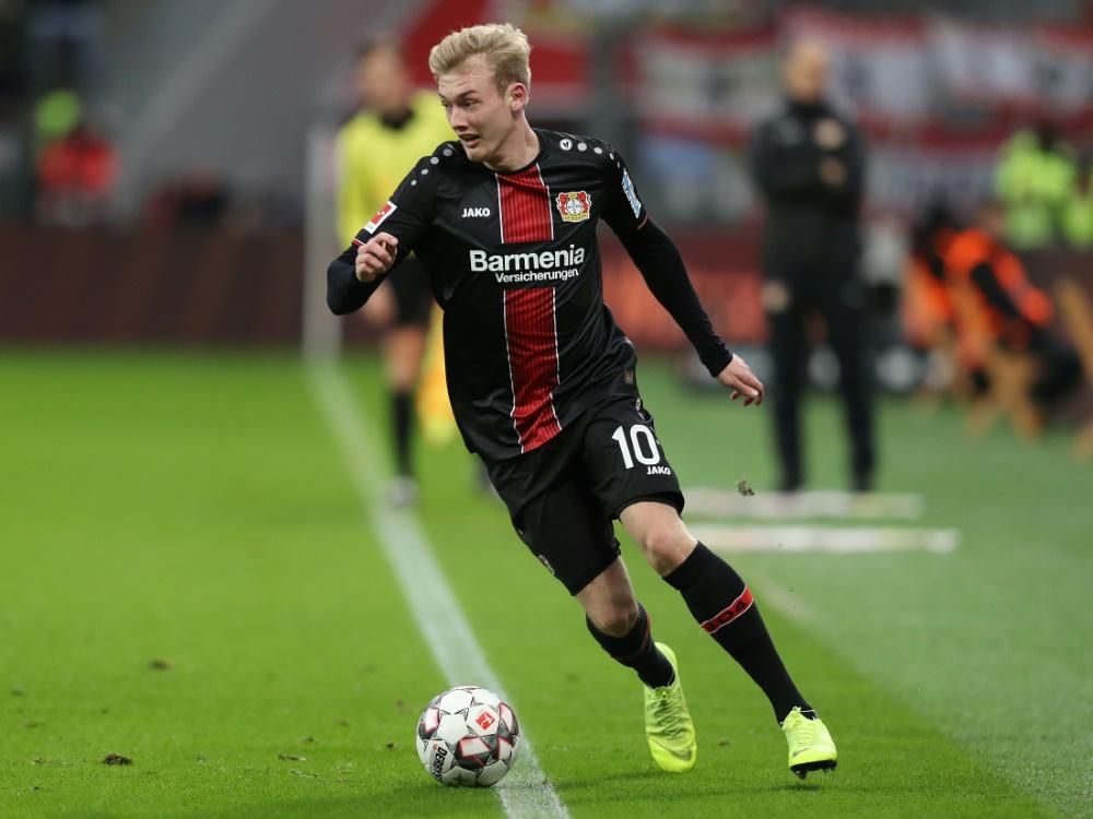 Julian Brandt war gegen Mainz der überragende Mann