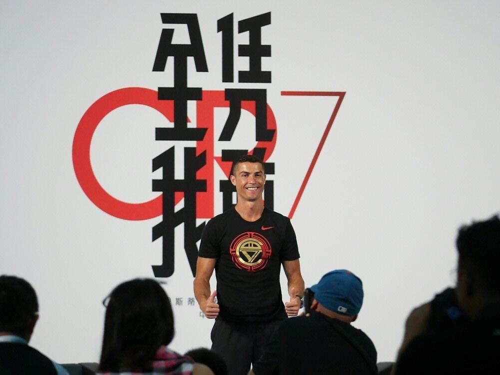 Ronaldo-Wechsel steigert Popularität von Juve in China