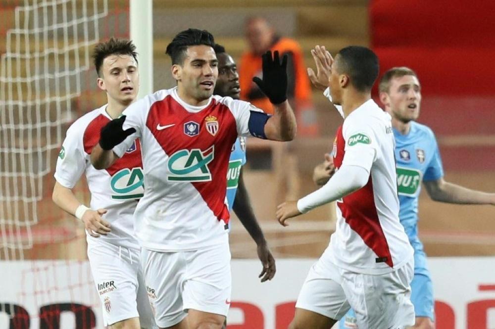 Ligue 1: Monaco verpflichtete im Winter acht Neuzugänge