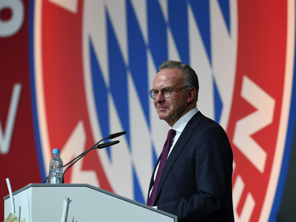 Rummenigge: Champions League soll wieder ins Free-TV