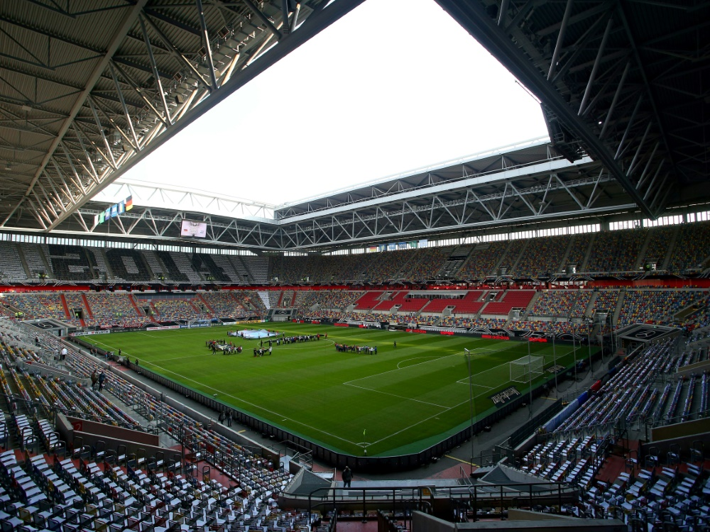 Uerdingen könnte in der kommenden Saison in Düsseldorf spielen
