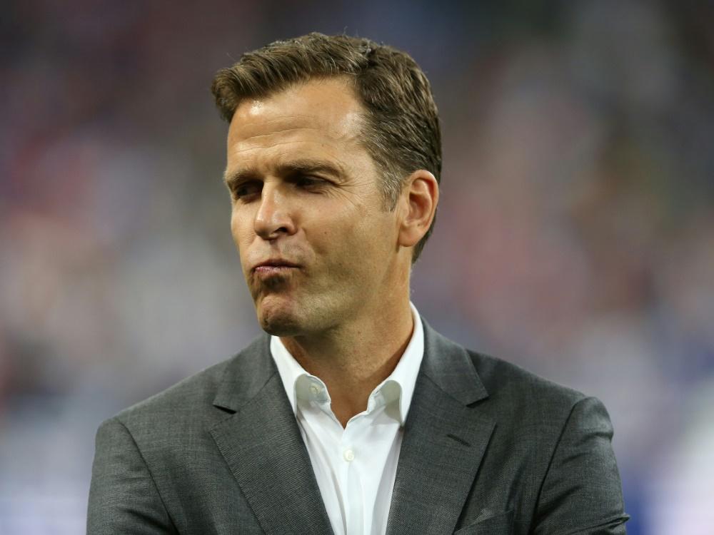 Bierhoff will mit dem DFB in die Weltspitze zurückkehren