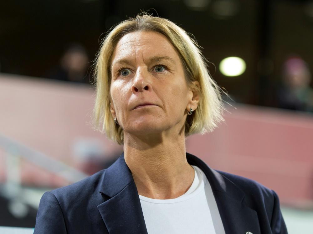 Voss-Tecklenburg wünscht sich mehr Sportunterricht