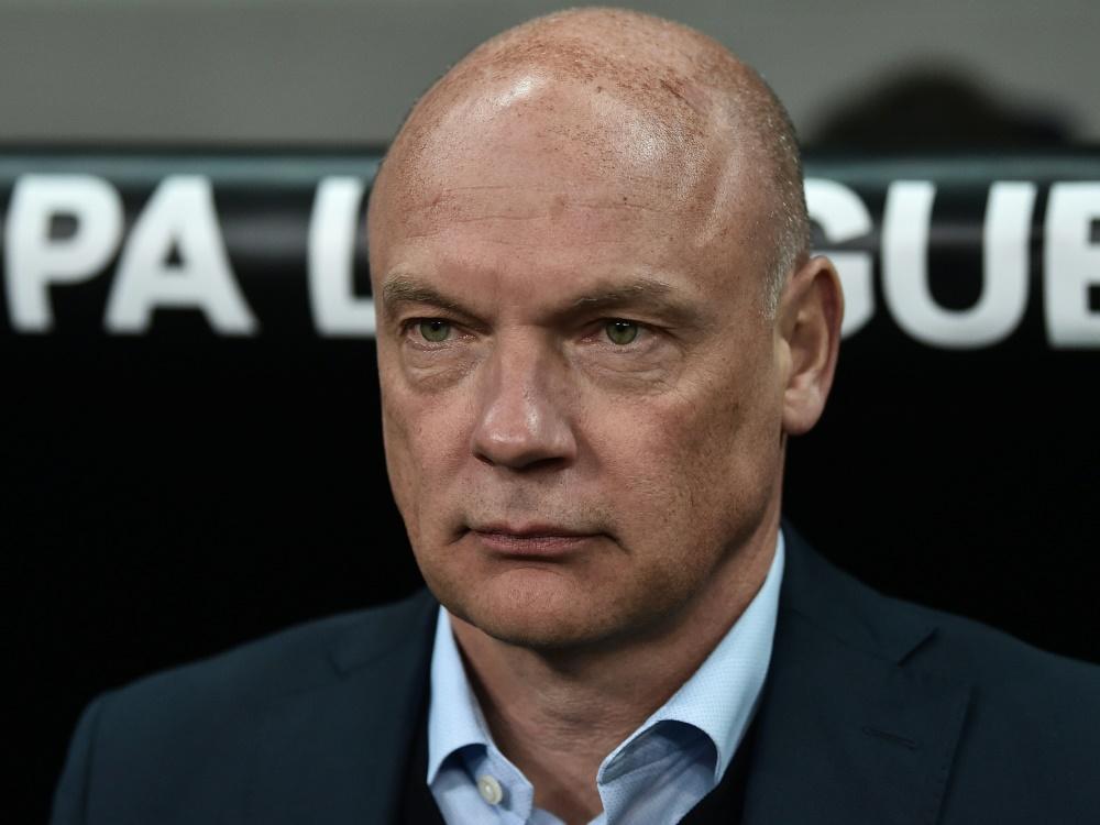 Uwe Rösler trifft mit Malmö auf den FC Chelsea