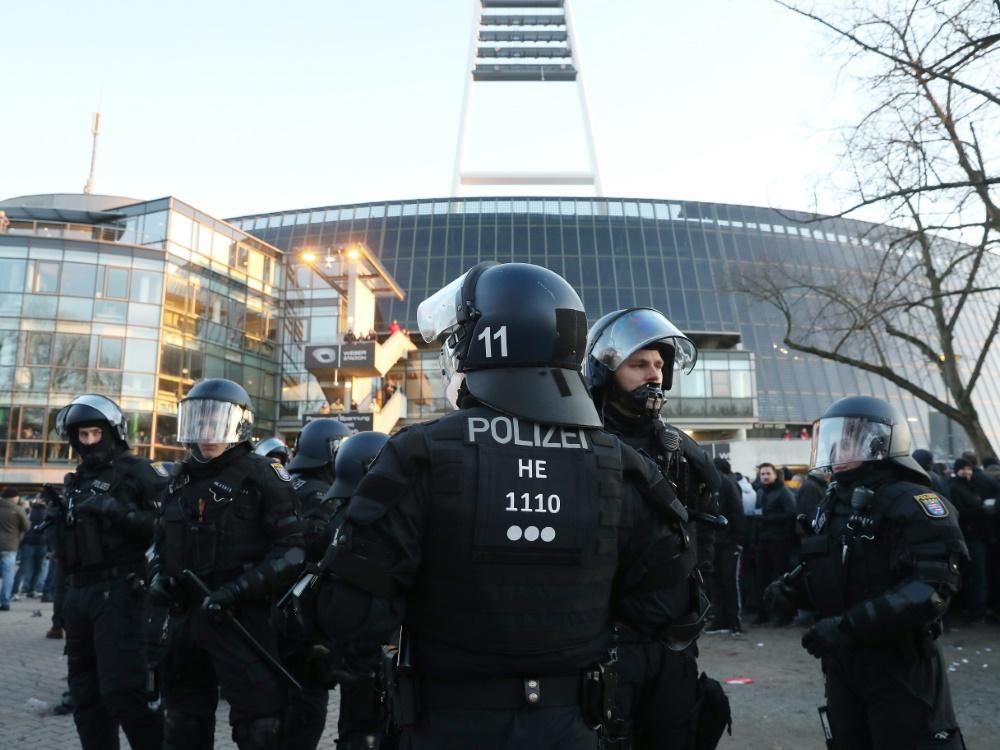 DFL und Stadt Bremen streiten weiter um Polizeikosten