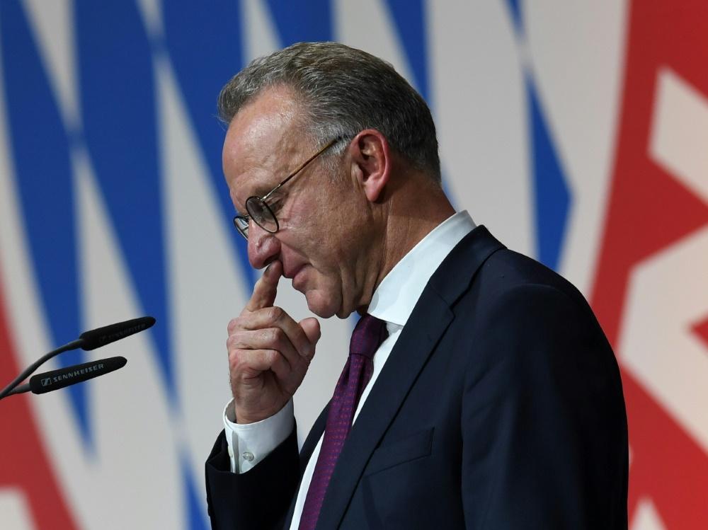 Karl-Heinz Rummenigge möchte die Königsklasse im Free-TV