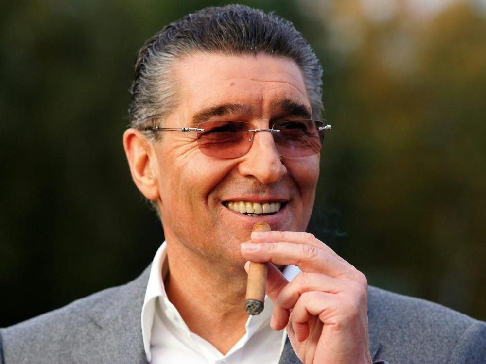Rudi Assauer wurde am Dienstag in Herten beigesetzt