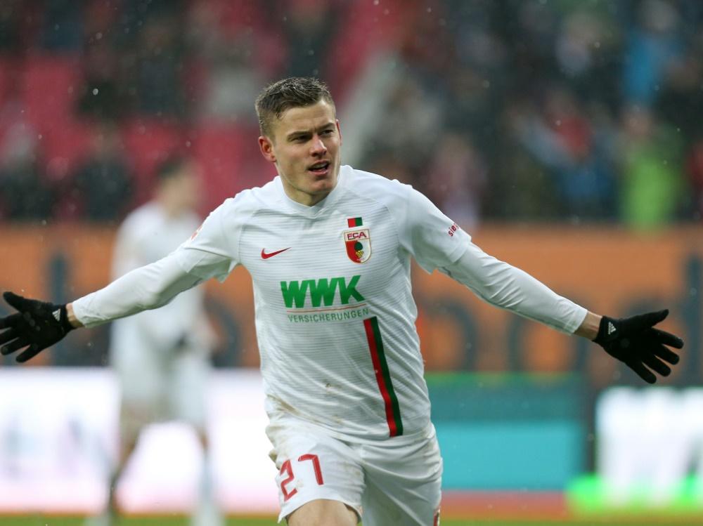 Augsburg voraussichtlich ohne Finnbogason gegen Bayern