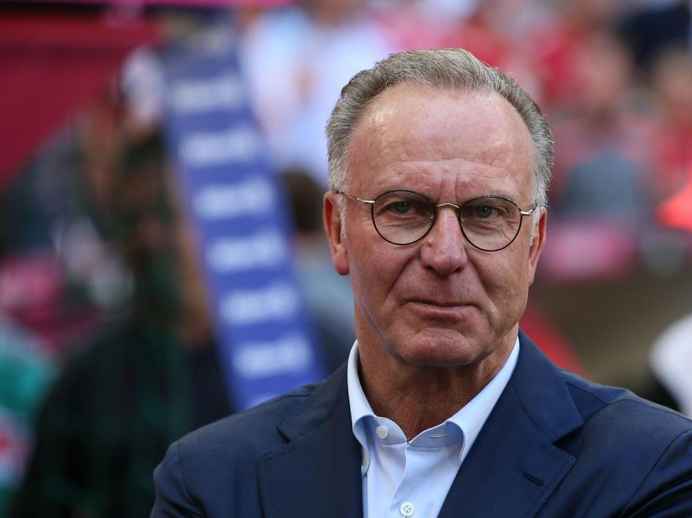 Bayern München vereinbart Partnerschaft mit KFA