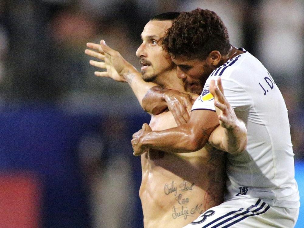 Zlatan Ibrahimovic will in der MLS alle Rekorde brechen