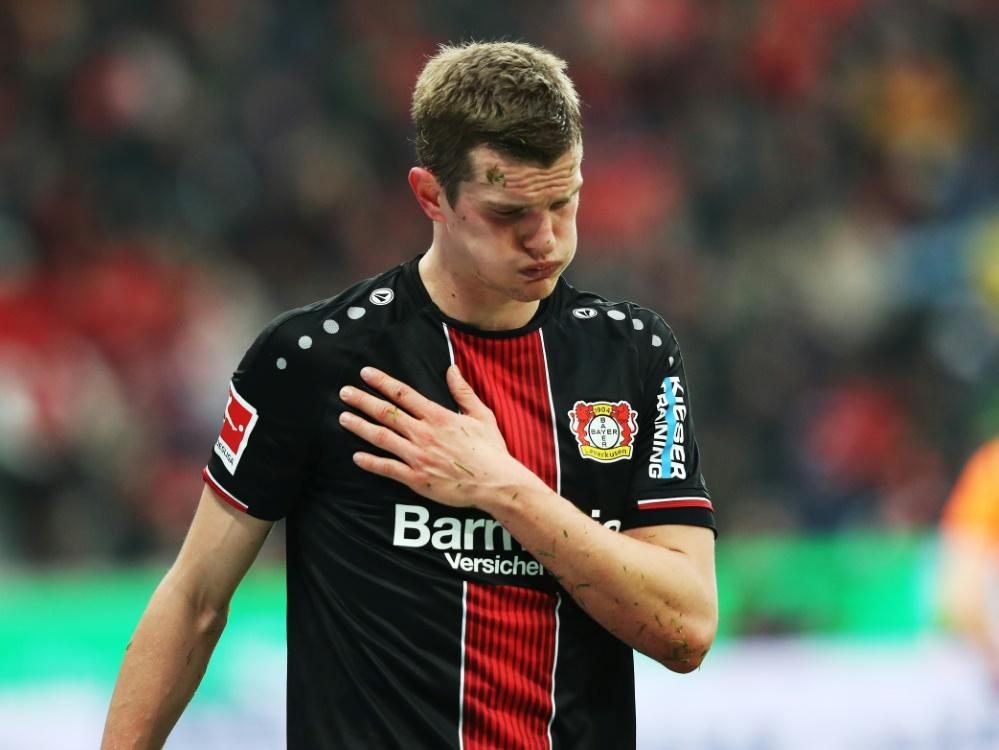 Bayer hofft auf Einsatz von Sven Bender gegen Krasnodar