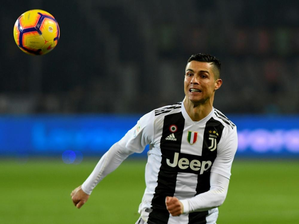 Auch Ronaldo konnte die Niederlage nicht verhindern