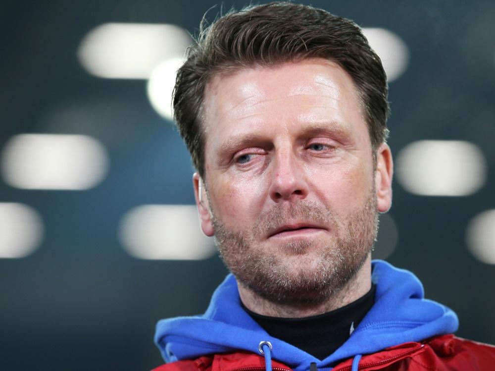 Neuer Aalen-Trainer Rico Schmitt startet mit Niederlage