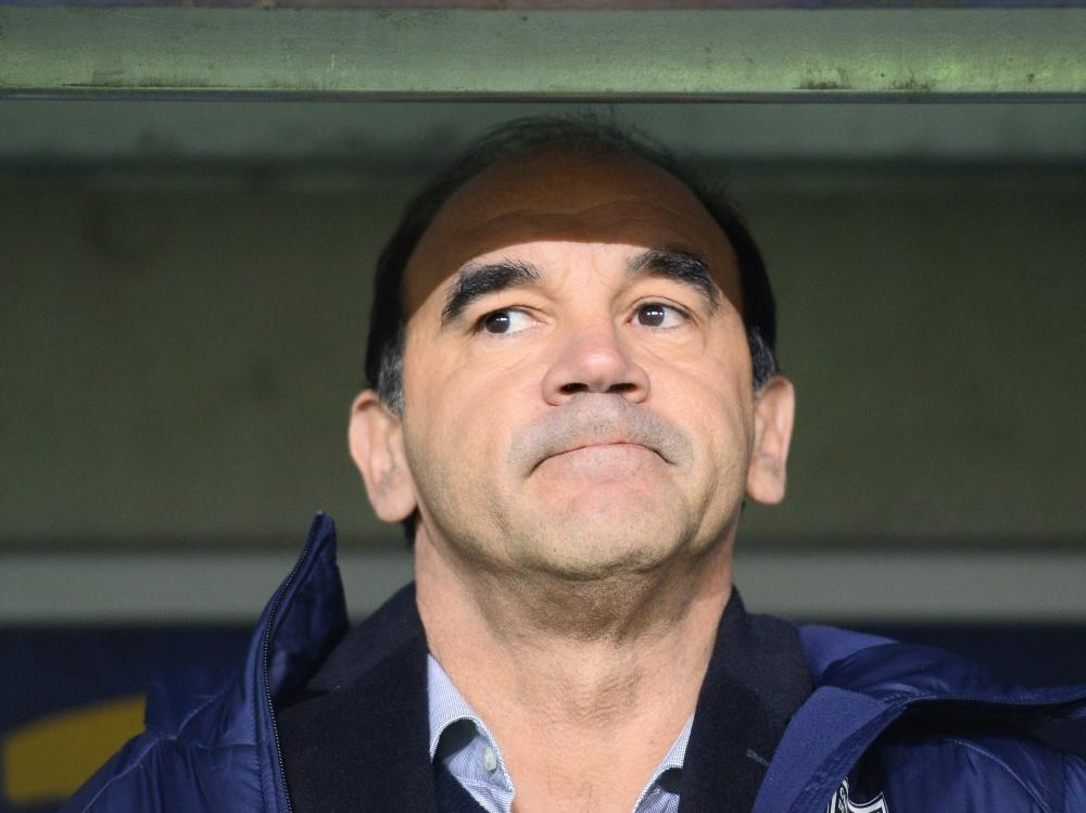 Teamchef Ricardo Gomes verlässt Girondins Bordeaux