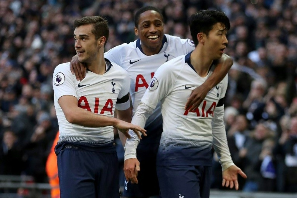 Erster Spurs-Gegner im neuen Stadion ist Crystal Palace
