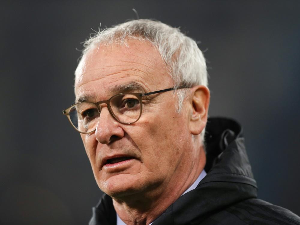 Ranieri wird offenbar neuer Trainer in Rom