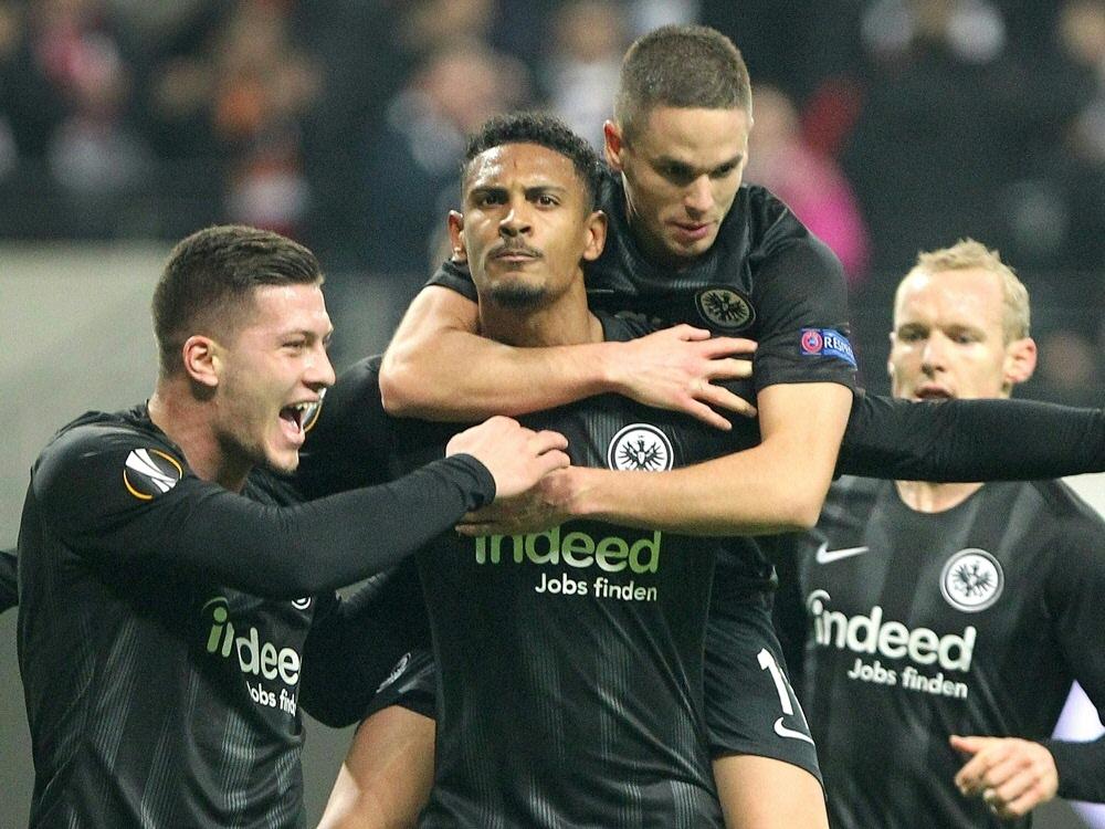 RTL überträgt das Rückspiel der Eintracht in Mailand
