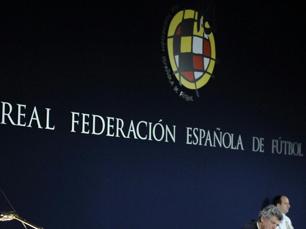 Rücktritt beim RFEF: Subies ist nicht mehr Vizepräsident