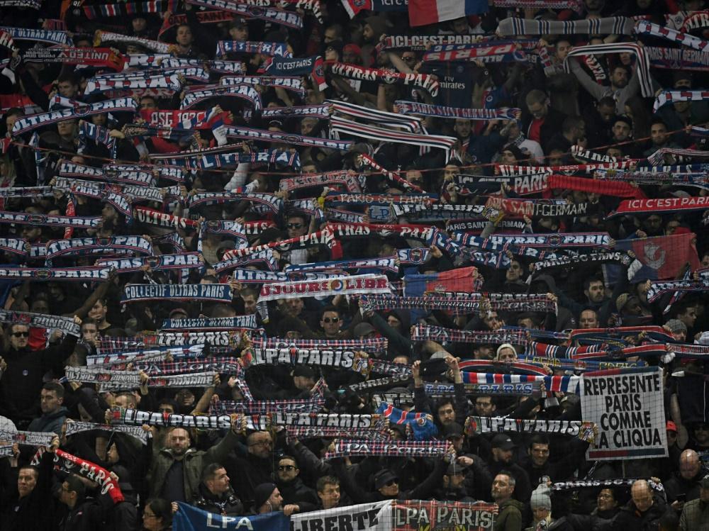 Fans von Paris St. Germain beschimpfen eigenes Team