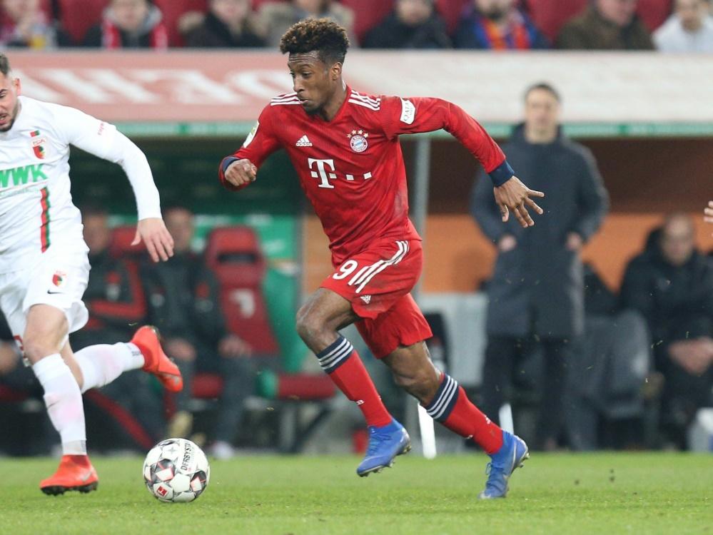 """Bayern Liverpool Detail: """"Eine Dimension Mehr"""": FC Bayern Gegen Liverpool Mit Coman"""