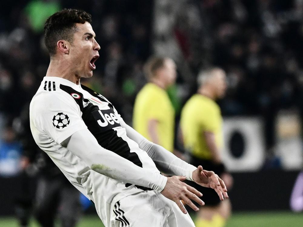 Nach Dreierpack in Madrid: Ronaldo macht Siesta bei Juve