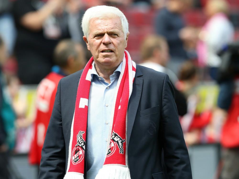 Werner Spinner vollzieht Rücktritt beim 1. FC Köln