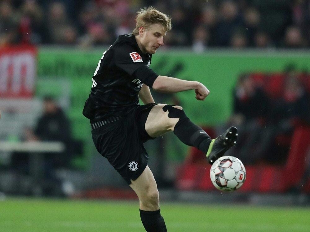 Hinteregger erzielte das 1:0-Siegtor für Frankfurt