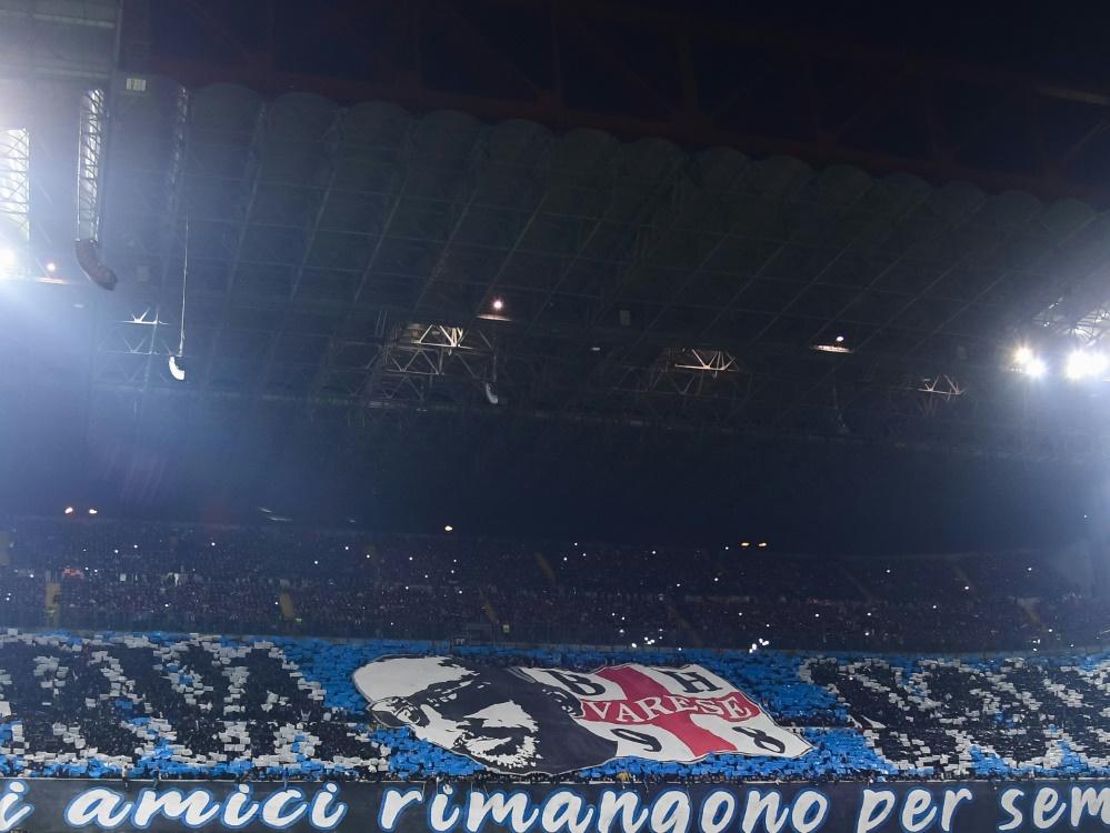 Inter droht der nächste Zuschauer-Ausschluss