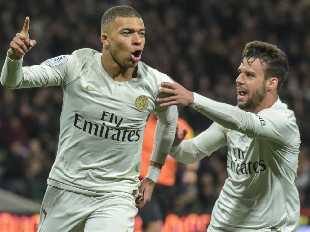 Paris feiert Sieg gegen Toulouse