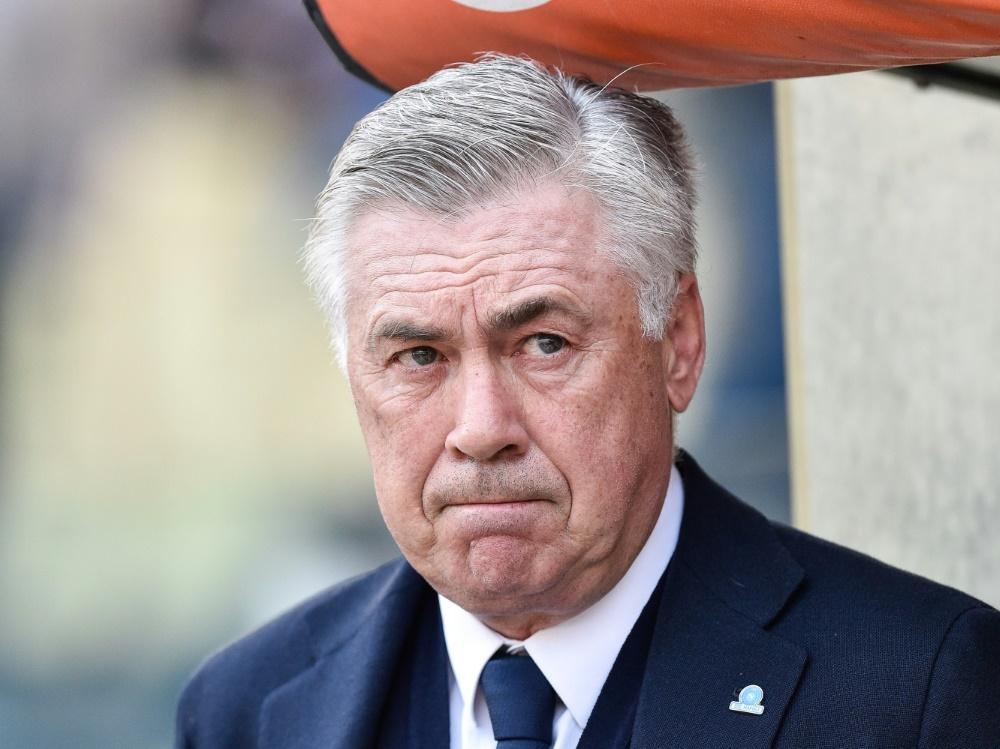 Carlo Ancelottis Mannschaft verlor in Empoli mit 1:2