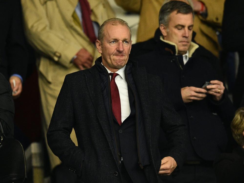 Ralph Krueger gibt seinen Posten bei Southampton auf