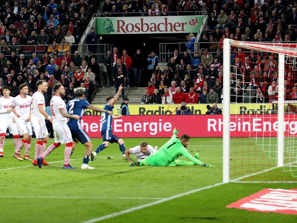 Sky: 720.000 TV-Zuschauer sehen Spitzenspiel in Köln