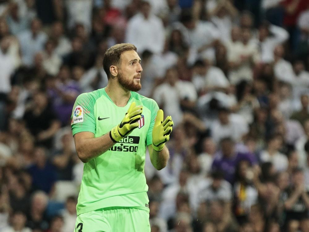Bleibt vorerst bei Atletico Madrid: Jan Oblak
