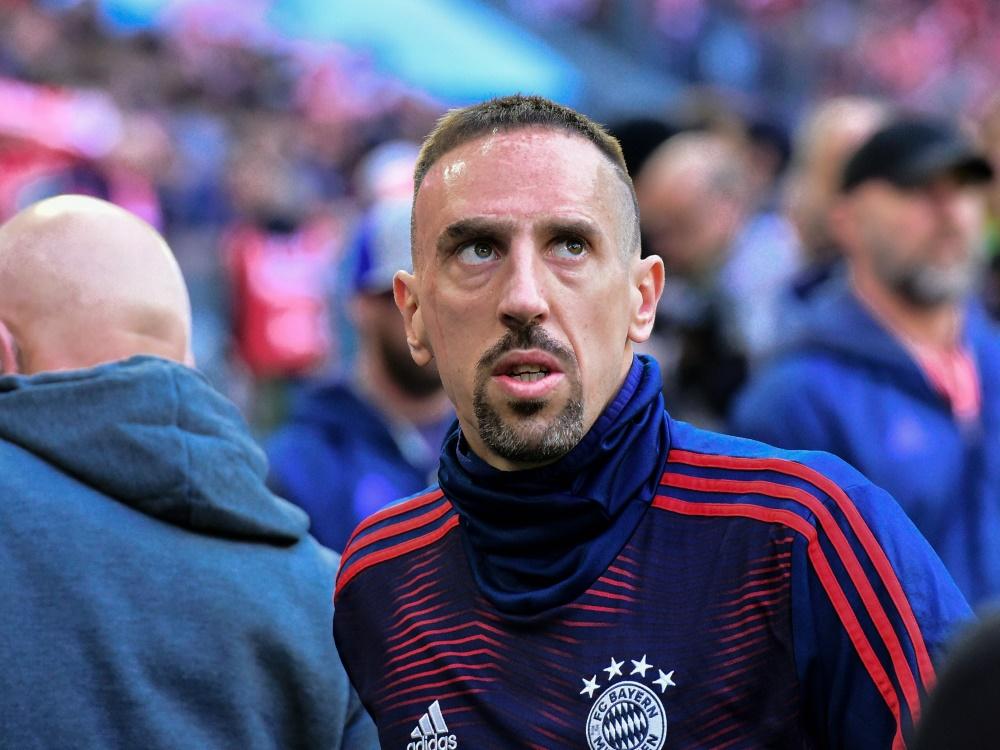 Franck Ribery zieht es wohl nach Katar