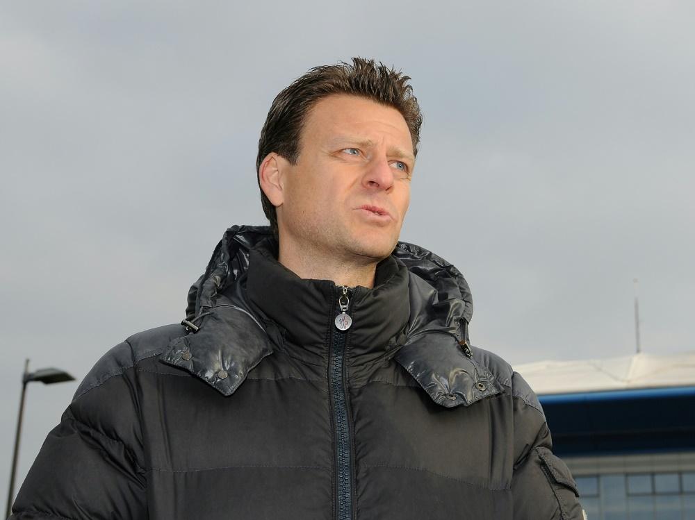 Wird neuer U18-Cheftrainer beim DFB: Christian Wörns