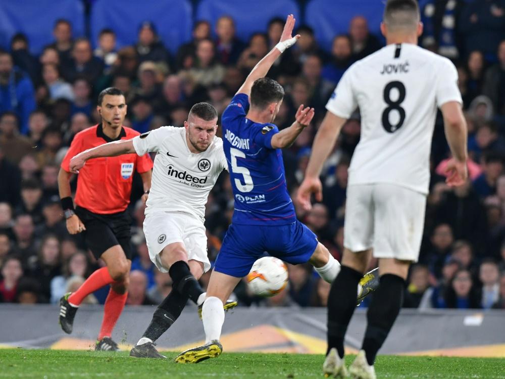 Das Euro-League Rückspiel bescherte RTL Traumquoten