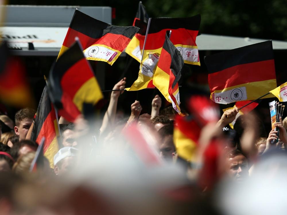 Die Nationalmannschaft plant offenbar ein Fan-Fest
