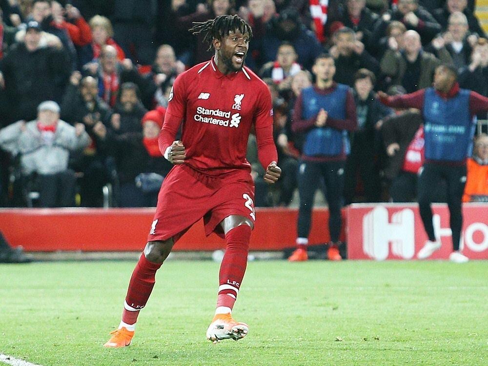 Origi schießt Liverpool ins Champions-League-Finale