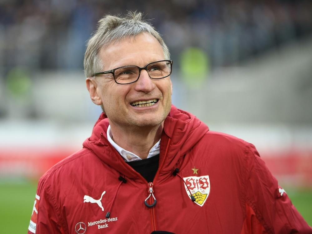 Michael Reschke soll zu Schalke 04 wechseln