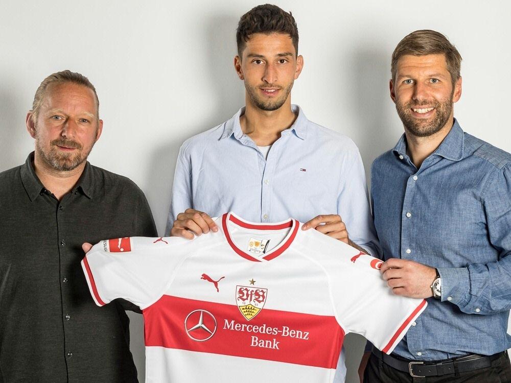 Atakan Karazor wechselt aus Kiel zum VfB