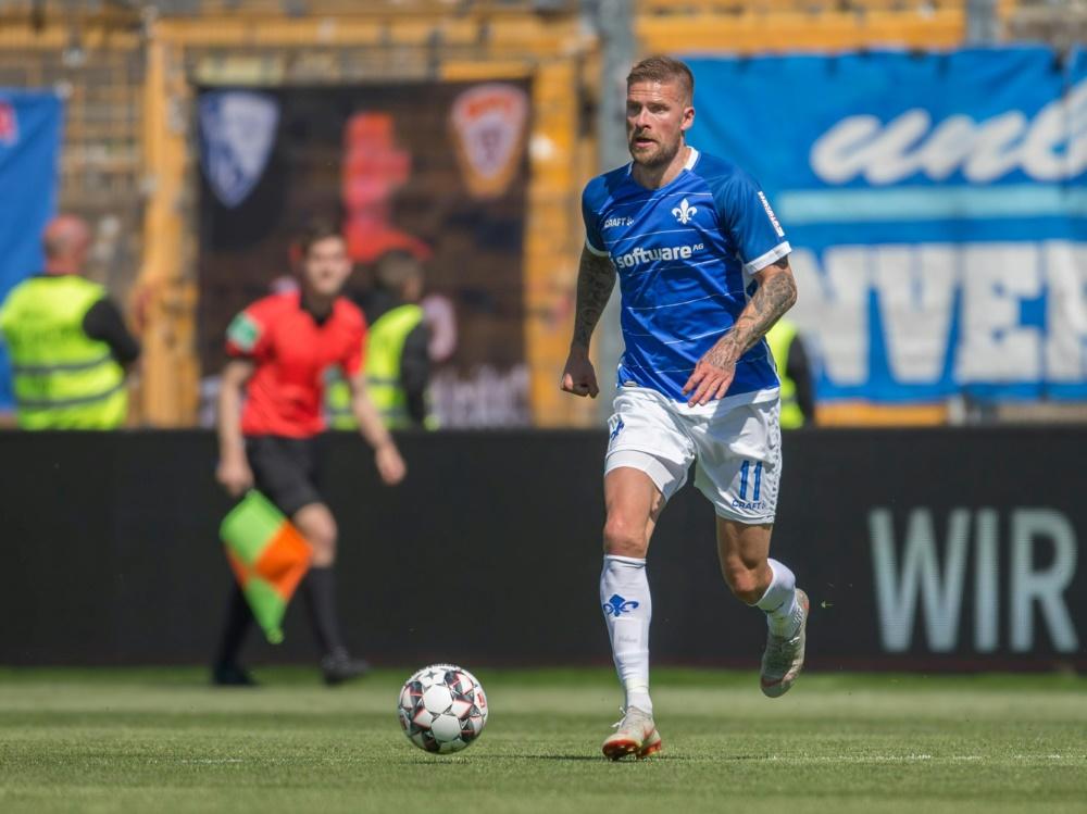 Erzielte das 1:0 gegen Aue: Tobias Kempe