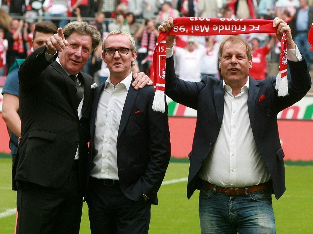 Schumacher (l.) und Ritterbach (r.) nicht berücksichtigt