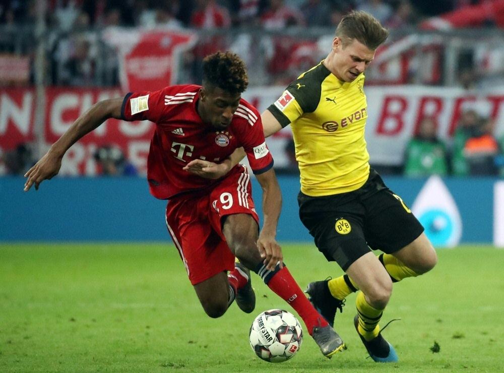 Bayern und Dortmund kämpfen um die Meisterschaft