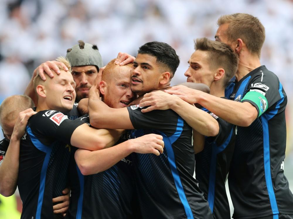 Nächste Saison in der Bundesliga: SC Paderborn