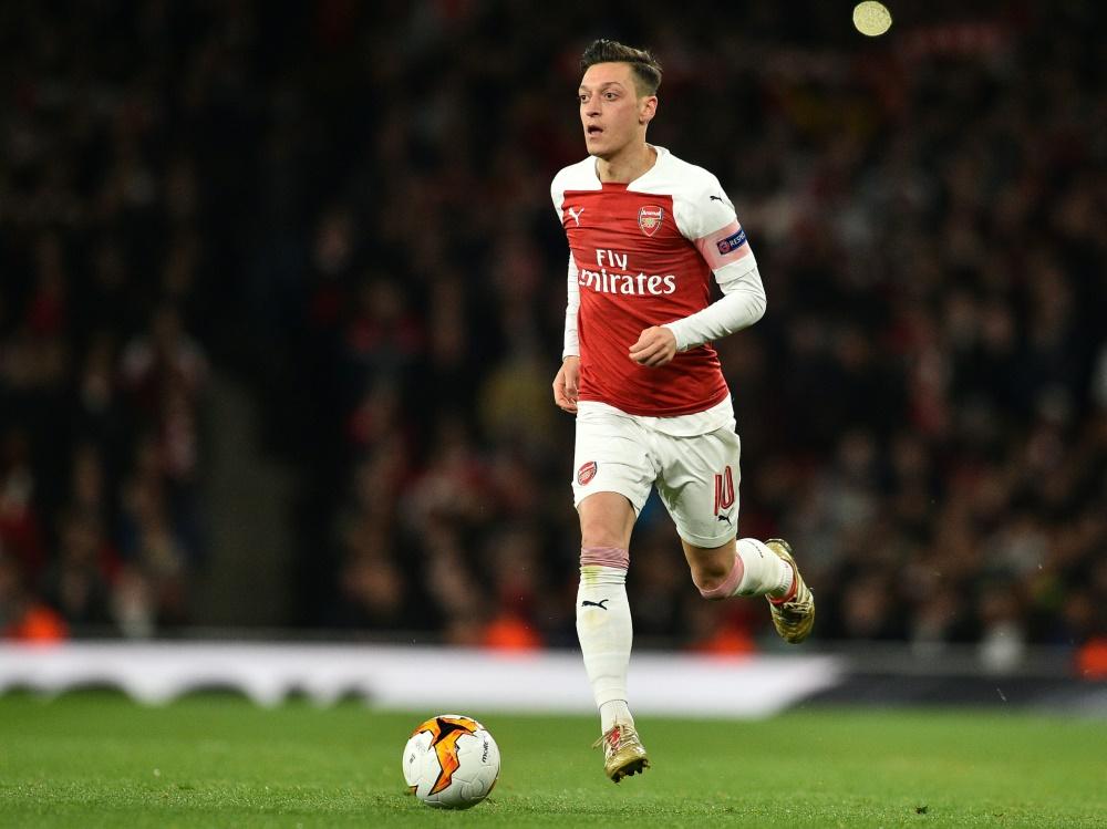 Der Klub von Özil bekam nur 6000 Karten fürs EL-Finale